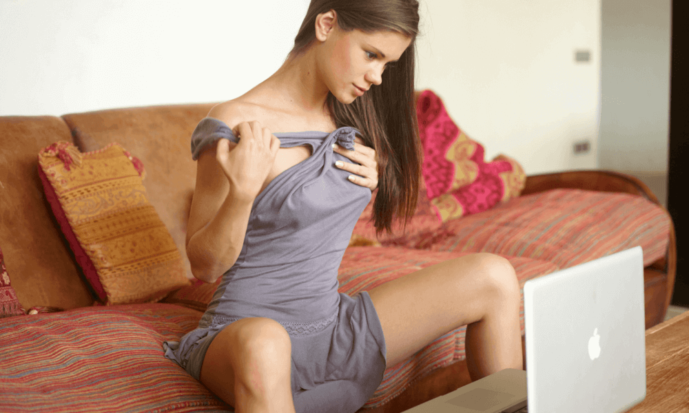 Camgirl Skype